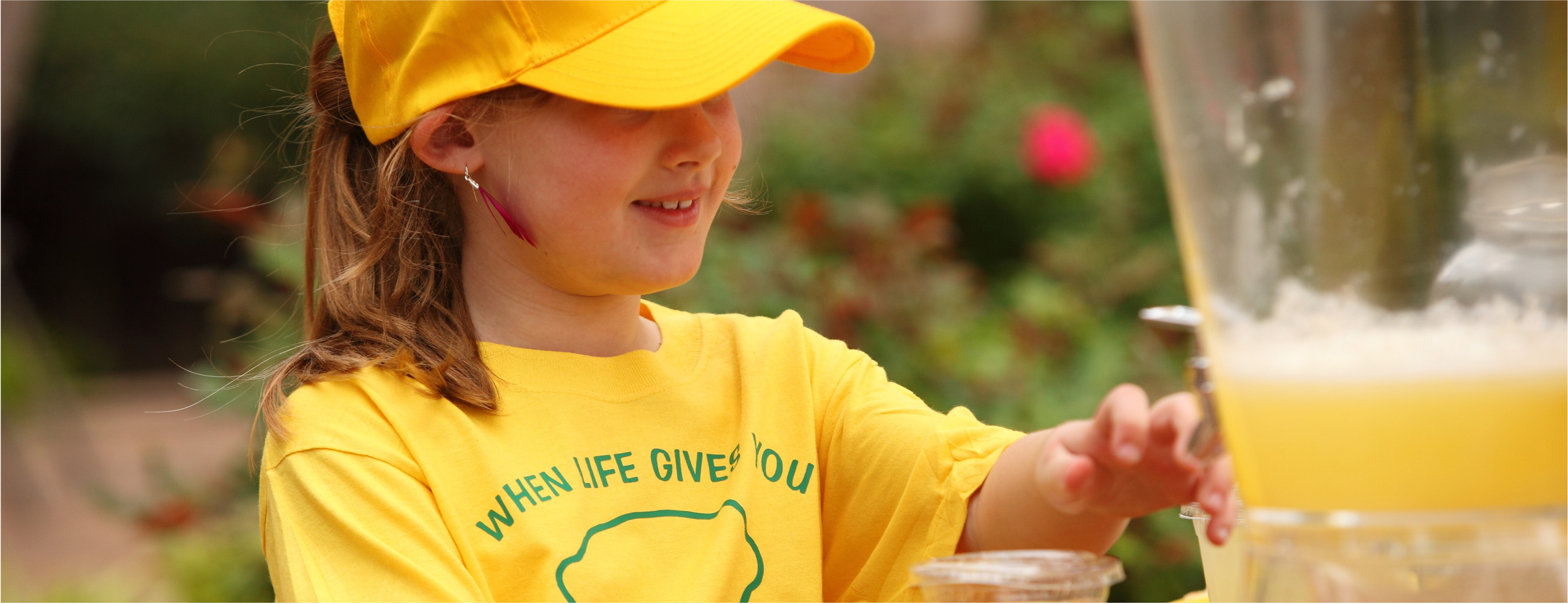 SHOW US YOUR LEMONADE DAY SPIRIT!