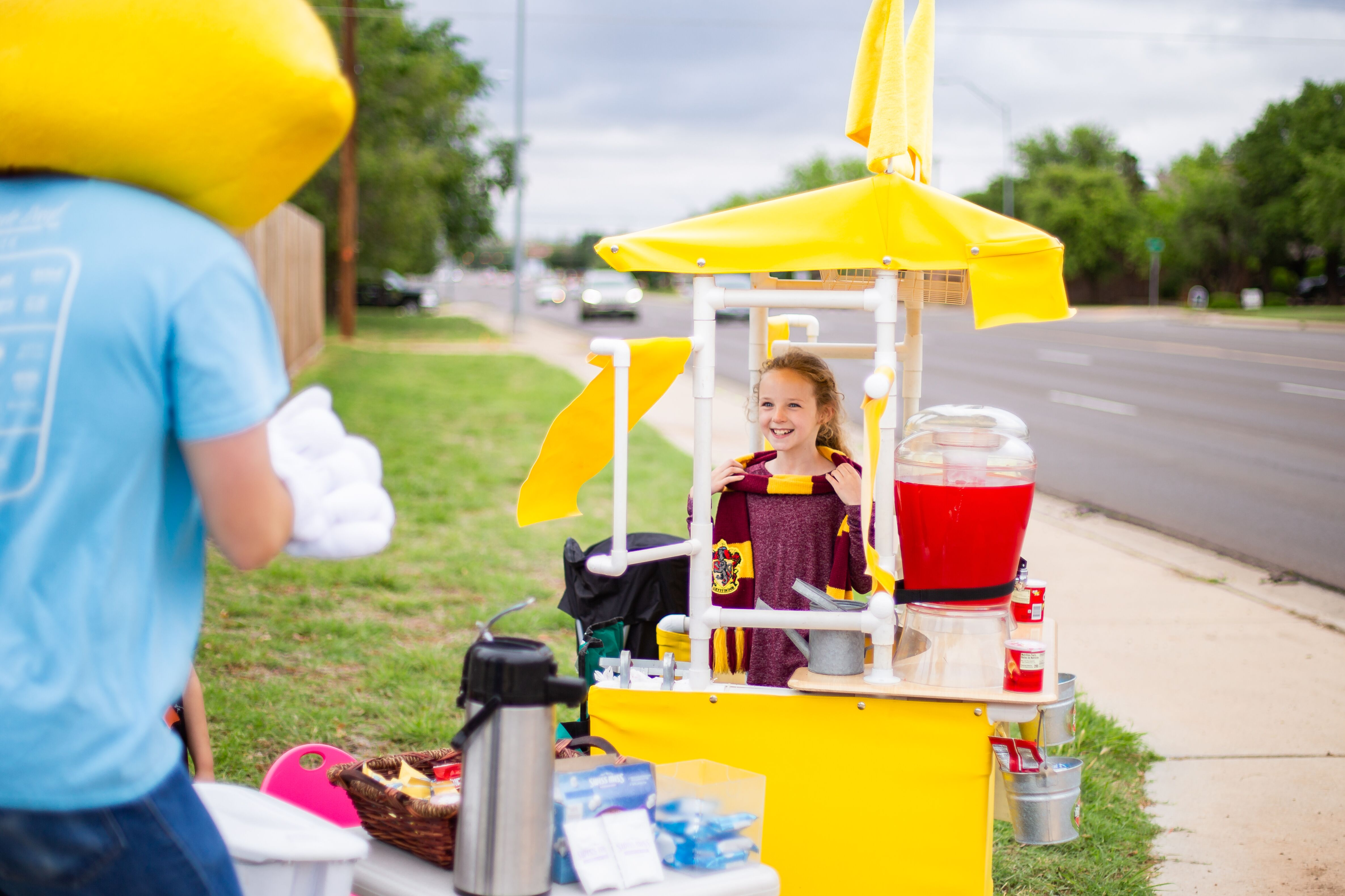 Lemonade Day Kid