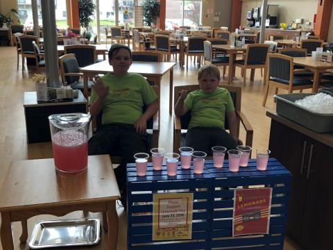 Getting the word out about Lemonade Day